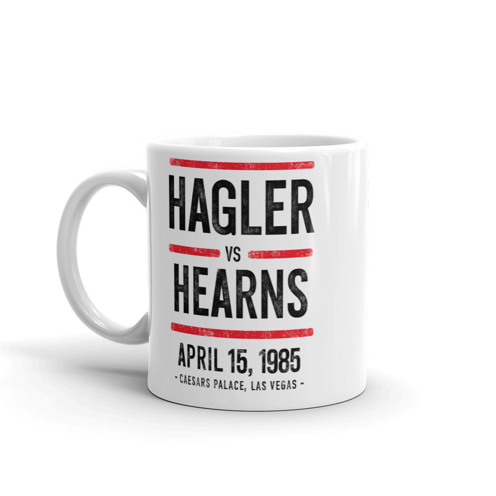 Hagler x Hearns Mug