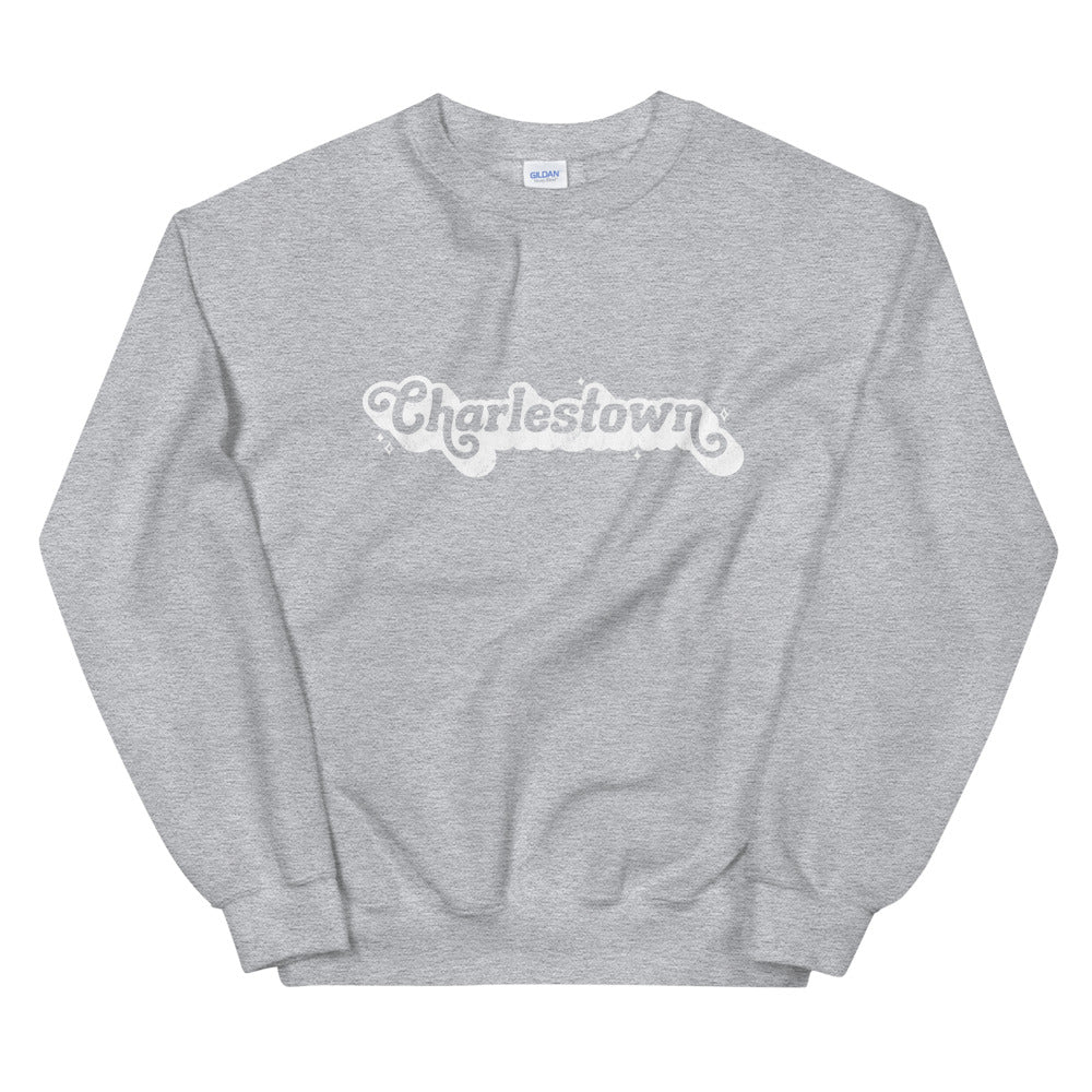 Charlestown Retro Sweatshirt