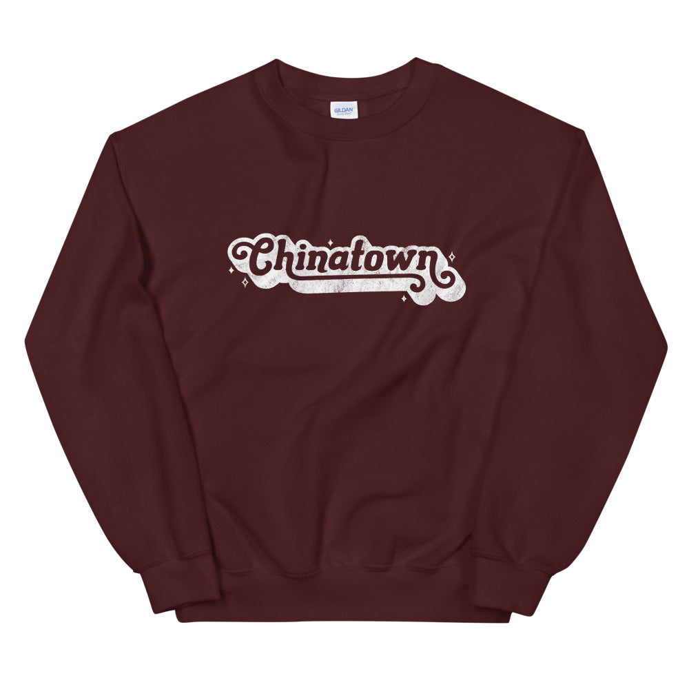 Chinatown Retro Sweatshirt
