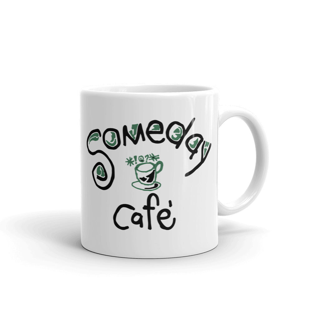 Someday Cafe Mug