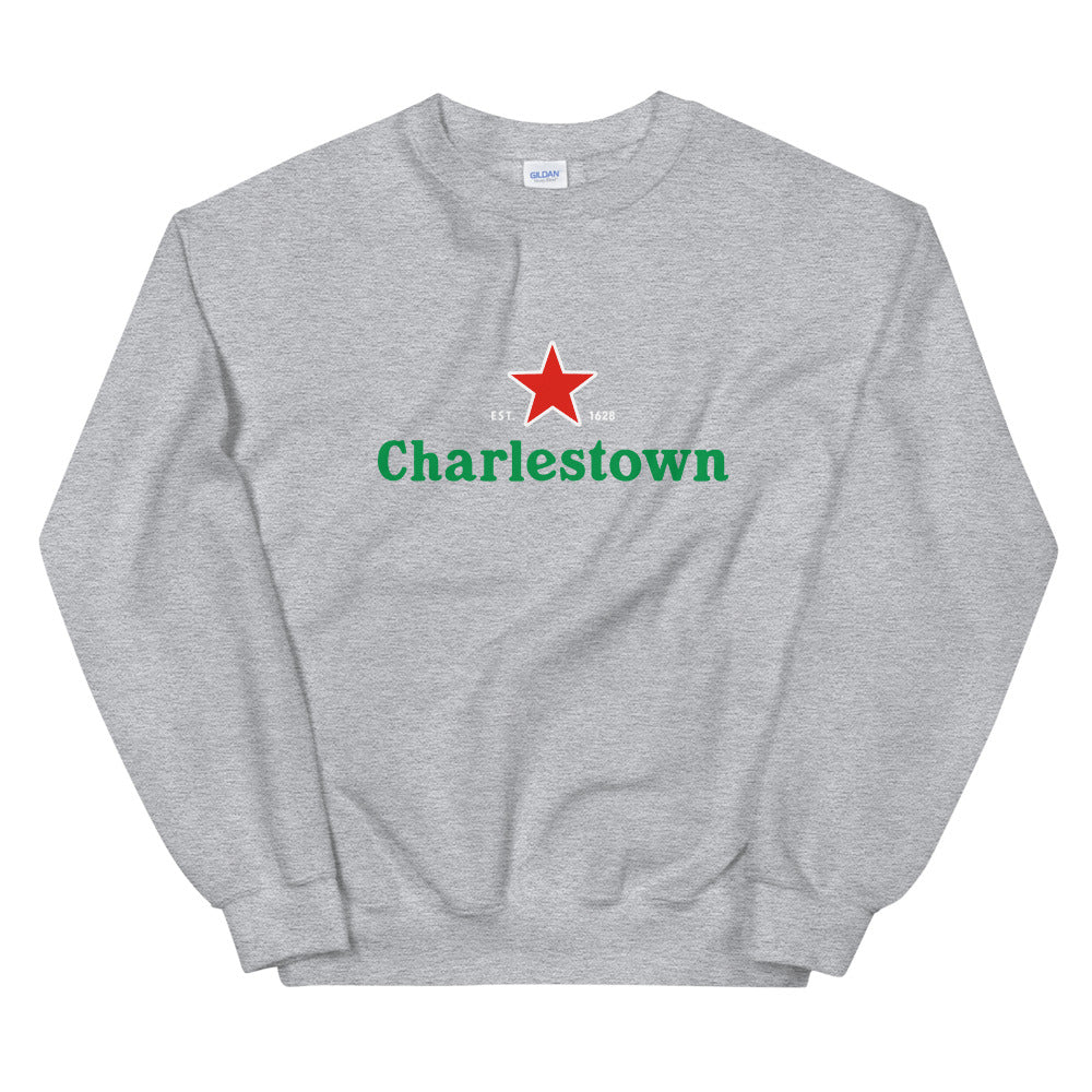 Charlestown Star Sweatshirt