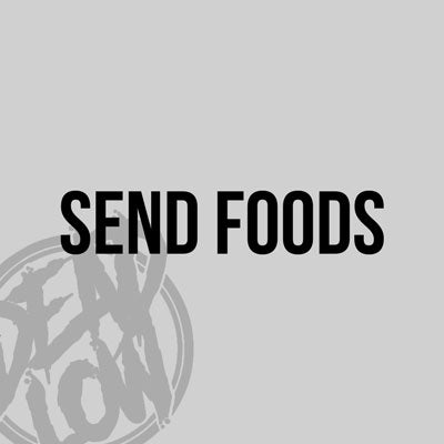 Send Foods Decal