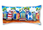 Cushion Cover (Panoramic) Surf Huts
