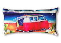 Cushion Cover (Panoramic) Hippie Trail