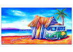 Canvas Print - Surf Club