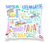 Gold Coast - Cushion Cover