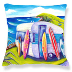 Cushion Cover - Point Break Surf Van
