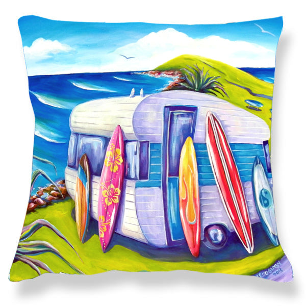 Cushion Cover -Crescent Head