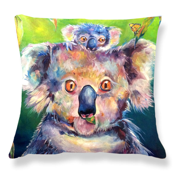 Cushion Cover: Koala