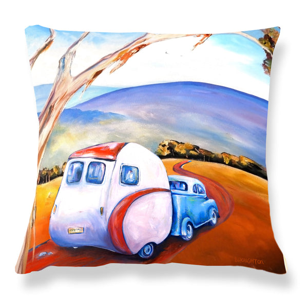 Cushion Cover - Trippin'