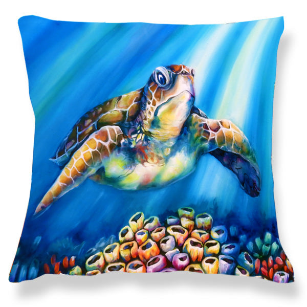 Cushion Cover - Turtle Reef