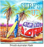 Surfs Up Magnet