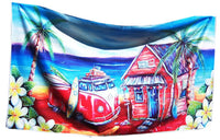 Beach Towel: Drop Inn