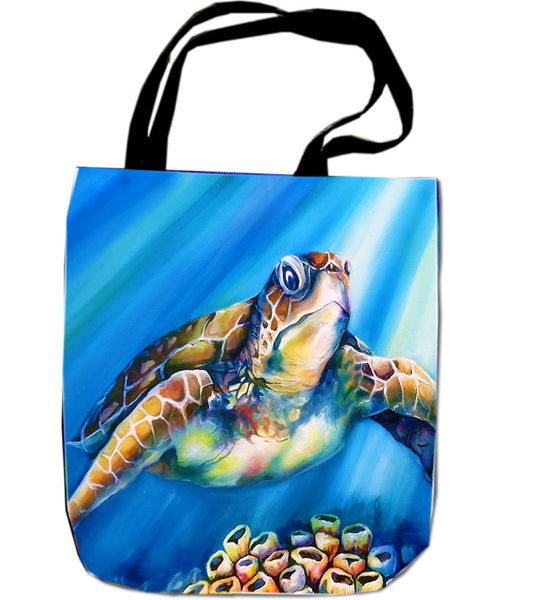 Beach Bag - Turtle Reef