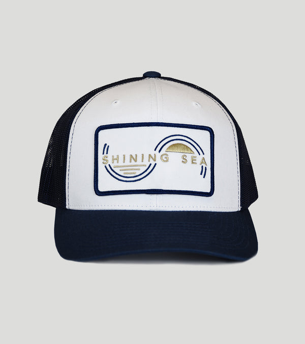 Shining Sea Trucker Hat