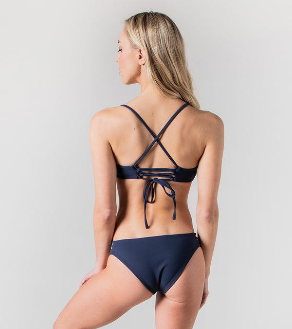 The Mimi Criss Cross Bikini Top