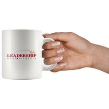 Load image into Gallery viewer, 11oz White C Handle Mug