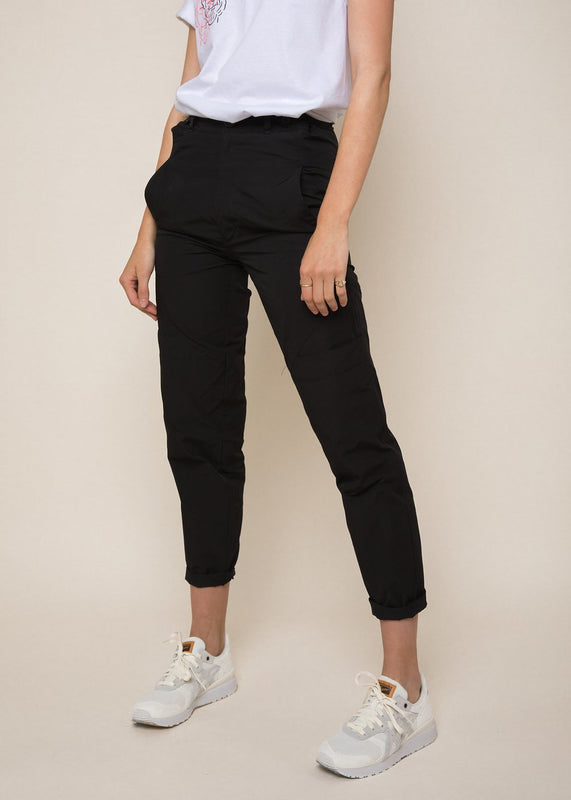 Sioux Pant - Black