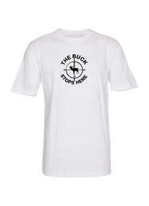 The Buck – stops here (Børne t-shirt)