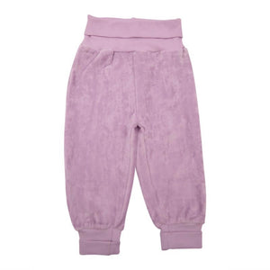 Kids up - Velour Buks  lilla