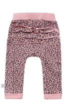 Kids up - TOKA leopard print m/blonde buks