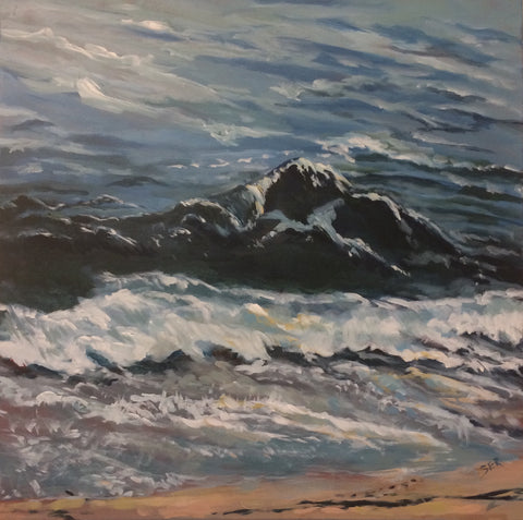 """Watching the Waves"" 