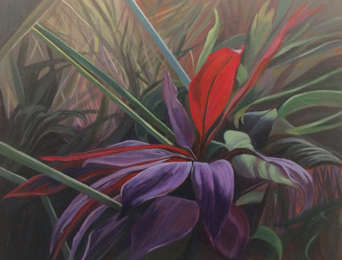 """Red Leaf"" 