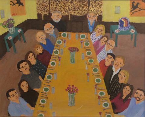 """The Dinner Party"" 