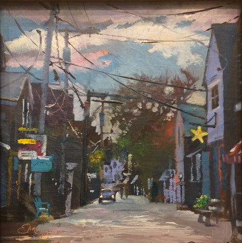 """Rockport Afternoon"" 