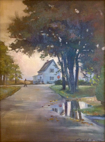 """Afternoon Reflection"" 