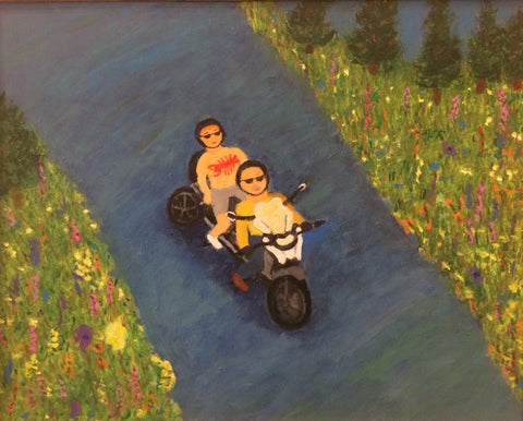 """Summer Ride"" 