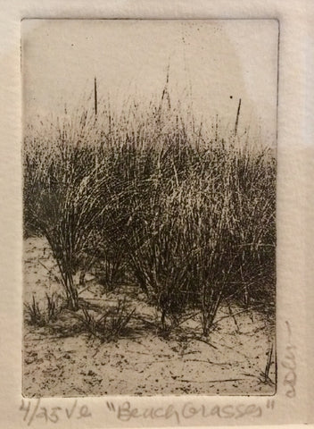 """Beach Grasses"" 