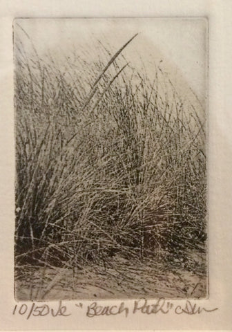 """Beach Path"" 