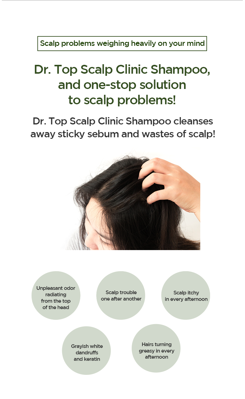 DR TOP SILK PROTEIN NATURAL SCALP CLINIC