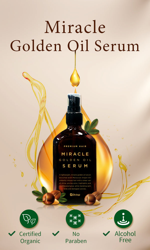 DR TOP MIRACLE GOLDEN OIL SERUM