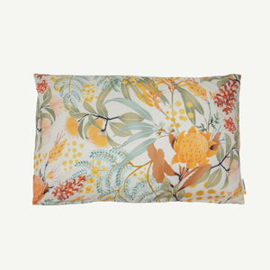Wattle Wander Standard Pillowcase