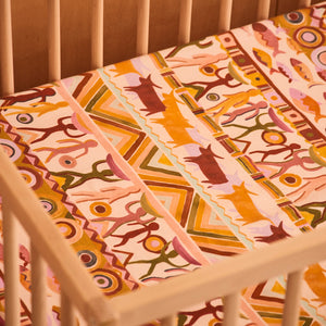 Bountiful Hemp/Organic Cotton Fitted Cot Sheet