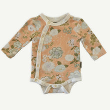 Peach Blossom Organic Cotton Onesie