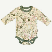 Banksia Bloom Organic Cotton Long Sleeve Onesie