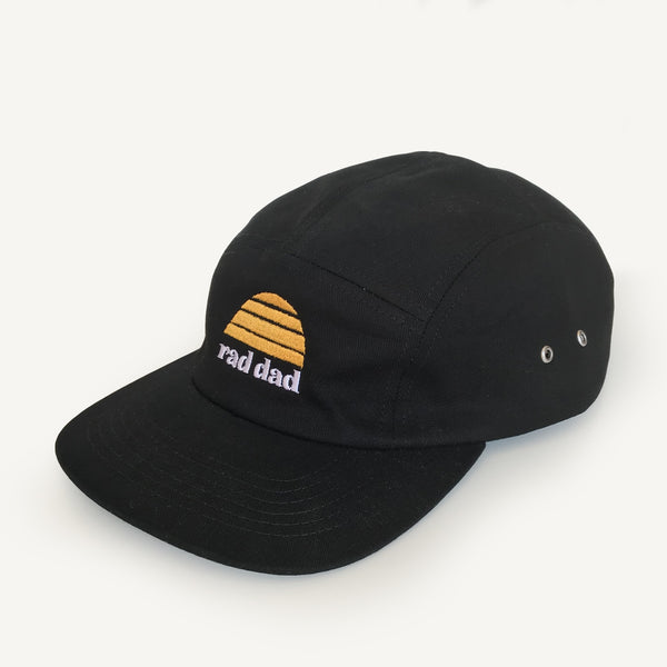 Rad Dad Cap - Black