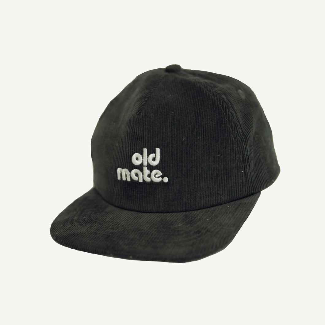 Old Mate Cord Cap - Adult