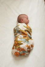PRE ORDER Tropicana Swaddle and Fitted Bassinet Sheet / Changing Pad Cover Bundle: Save $9
