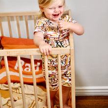 Bountiful Organic Cotton Snap Through Playsuit