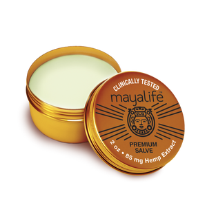 Mayalife Premium Hemp Extract Salve - 85MG - 2 Ounce