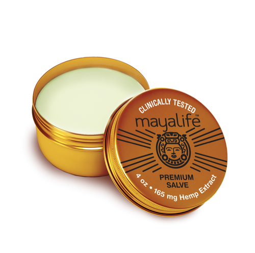 Mayalife Premium Hemp Extract Salve - 165MG - 4 Ounce