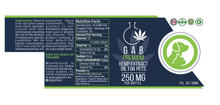 Load image into Gallery viewer, GAB Premium Pet Hemp Extract Oil - 250MG - 1 Ounce
