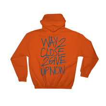 Load image into Gallery viewer, ICE CREAM HOODIE [BURNT ORANGE]