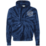 SCG Tie-Dyed Pullover Hoodie