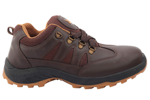 Load image into Gallery viewer, Hillson SWAG Safety Shoes 1904 (Brown)