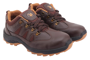 Hillson SWAG Safety Shoes 1904 (Brown)